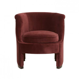 Bogart Olive Occasional Chair