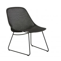 Granada Scoop Closed Weave Occasional Chair
