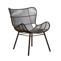Mauritius Wing Small Occasional Chair