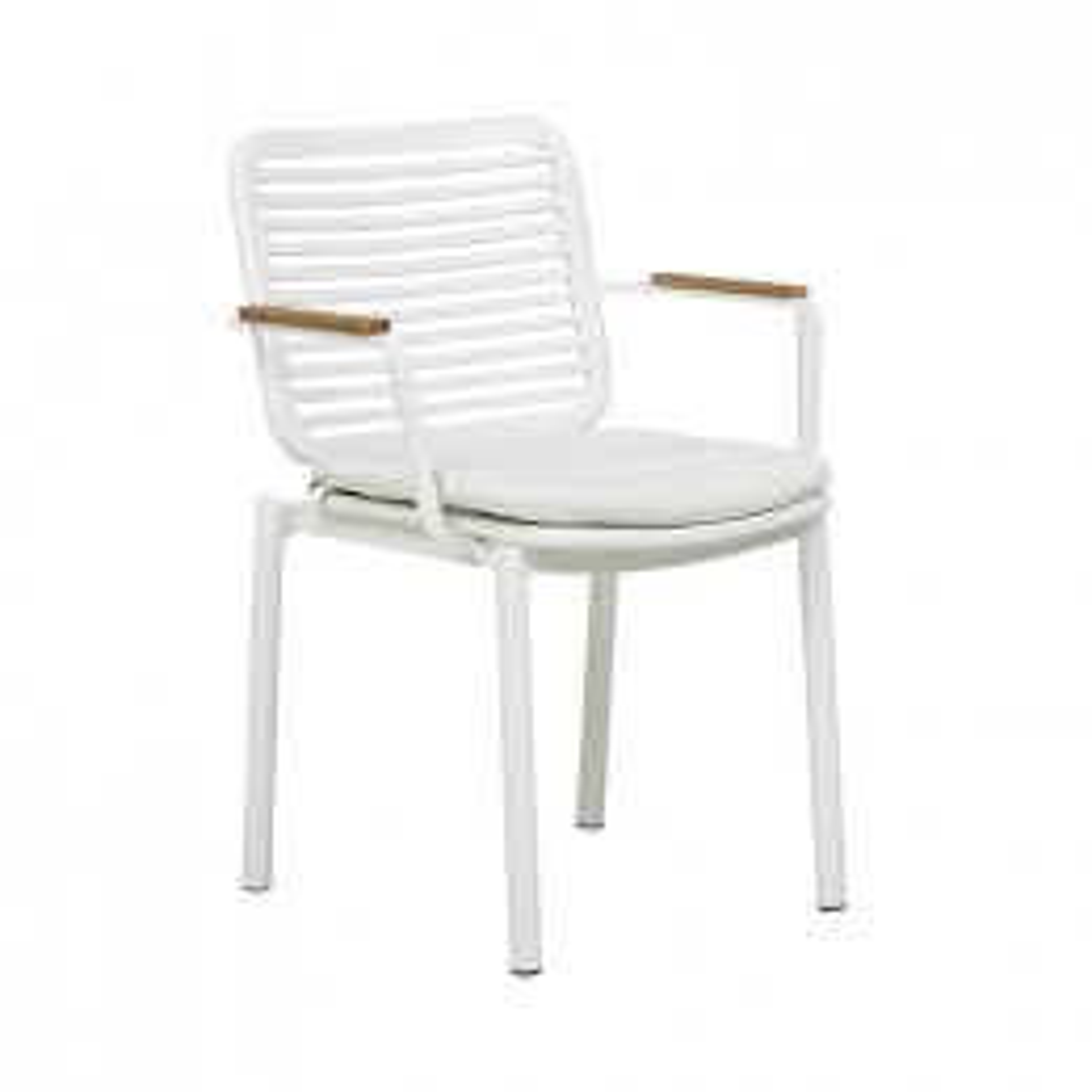 Pier Slat Arm Chair