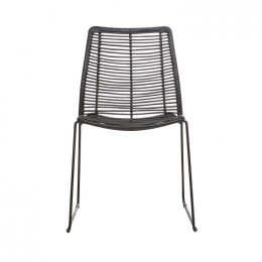 Plantation Sleigh Dining Chair