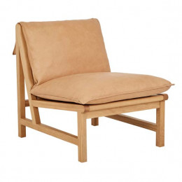 Sketch Cantaloupe Occasional Chair