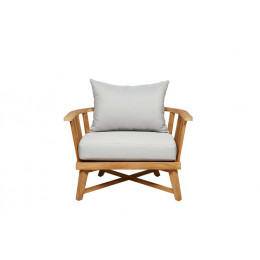 Sonoma Slat Occasional Chair