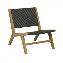 Sonoma Woven Occasional Chair