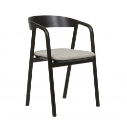 Tolv Inlay Upholstered Arm Chair