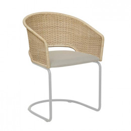 Weaver Cantilever Dining Arm Chair