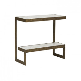 Amelie Step Terrazzo Console