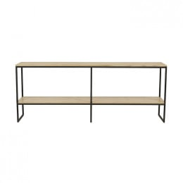 Baxter Shelf Console
