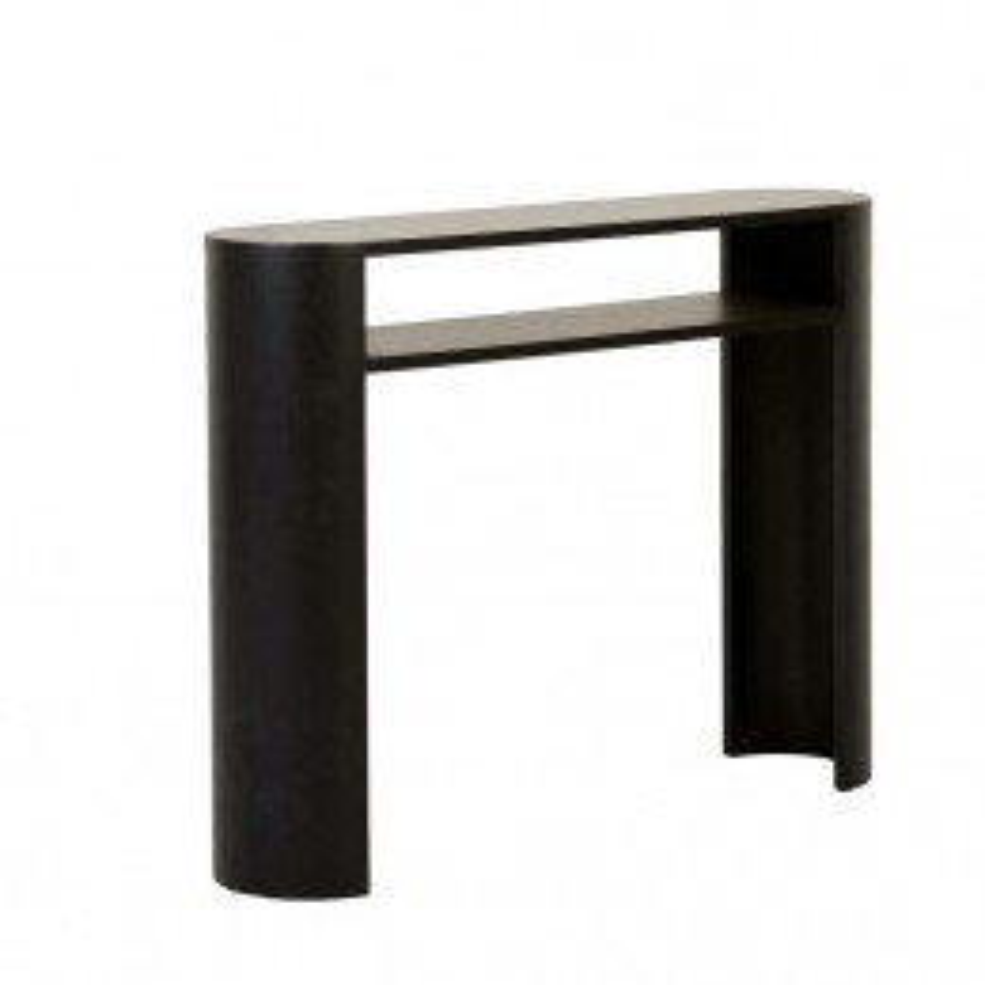 Classique Oval Small Shelf Console