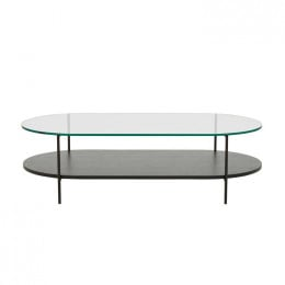 Clermont Oval Coffee Table