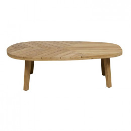 Sonoma Oval Coffee Table
