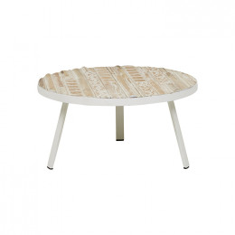 Valencia Carved Coffee Table