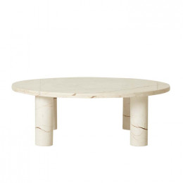 Amara Round Leg Coffee Table