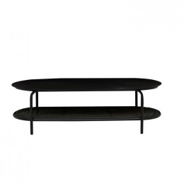 Aperto Rounded Coffee Table