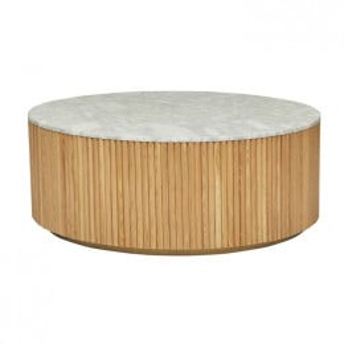 Benjamin Ripple Marble Coffee Table