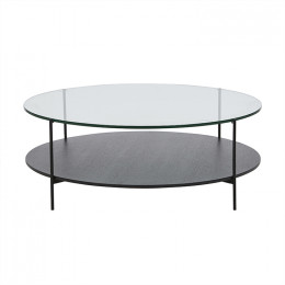 Clermont Layer Veneer Coffee Table