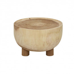 Woodland Drum Coffee Tables