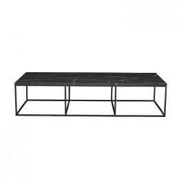 Baxter Platform Marble Coffee Table