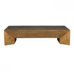 Conrad Slice Rectangular Coffee Table