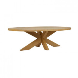 Acre Oval Dining Table