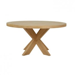 Acre Round Dining Table