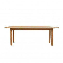 Cannes Oval Dining Table