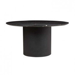 Elle Pillar Round Dining Tables