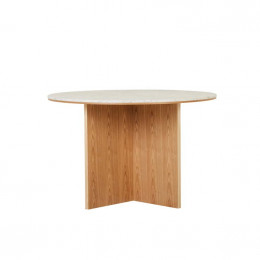 Elsie Round Dining Table
