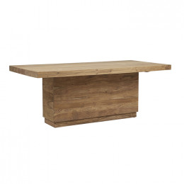 Shelter Block Dining Table