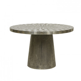 Taj Checker Dining Table