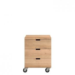 Ethnicraft Billy Box Drawer Unit