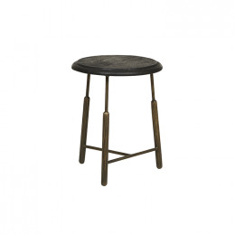 Amelie Round Side Table