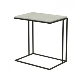 Elle Marble Occasional Table