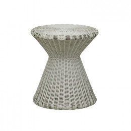Mauritius Woven Side Table