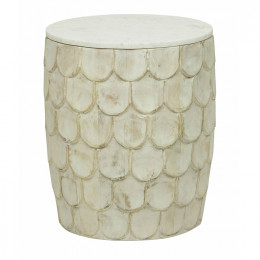 Vionnet Scale Side Table