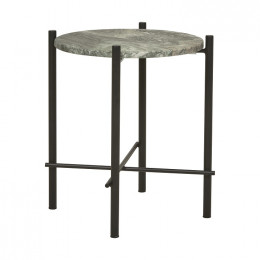 Elle Pipe Side Table