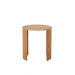 Oberon Crescent Side Table