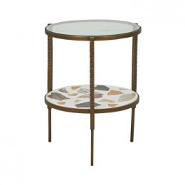 Verona Palazzo Side Table