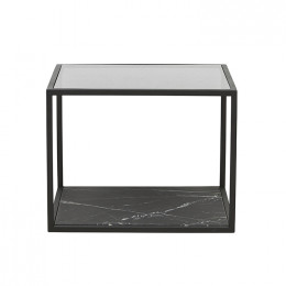 Amara Cube Side Table