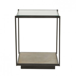 Amelie Linear Side Table