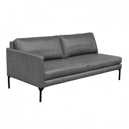 Bogart Square 2 Seater Left Arm
