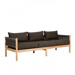 Cannes Rope 3 Seater Sofa