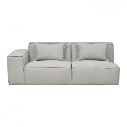 Felix Block 3 Seater Left Arm