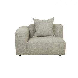 Felix Curve 1 Seater Left Arm