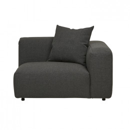 Felix Curve 1 Seater Right Arm