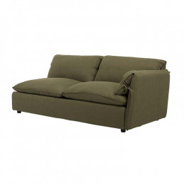 Felix Slouch 2 Seater Right Arm