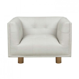 Humphrey Quilted 1 Seater Sofa