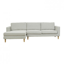 Juno Scandi Left Chaise Sofa Set