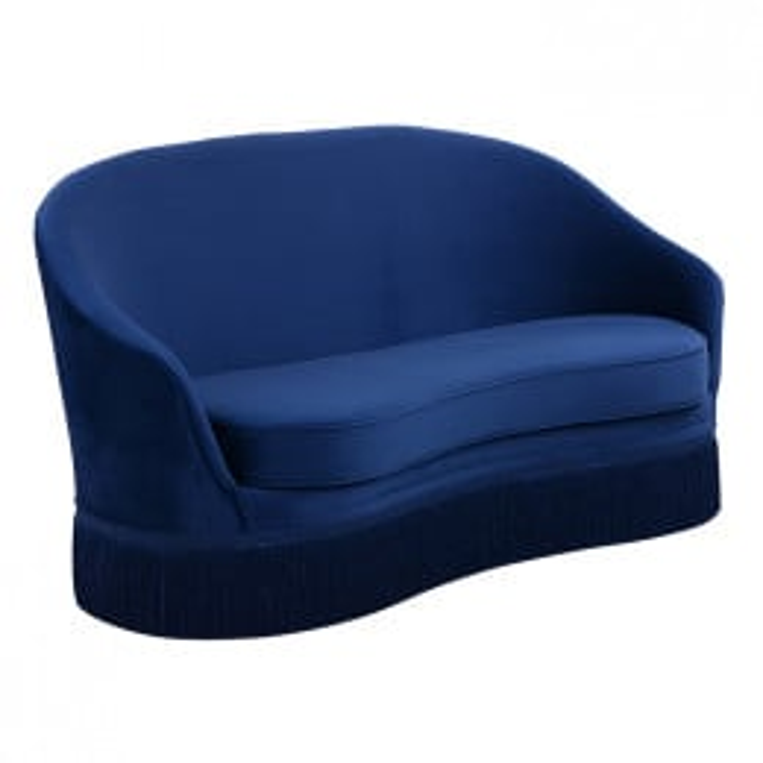 Kennedy Fringed 2 Seater Sofa