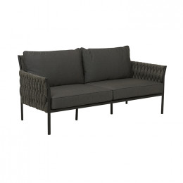 Livorno Square 3 Seater Sofa